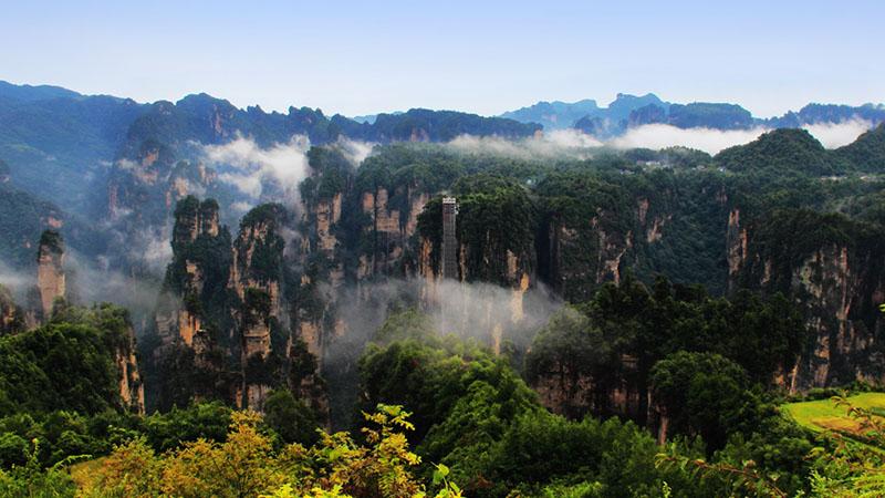 4 Days Fenghuang  Zhangjiajie Tour