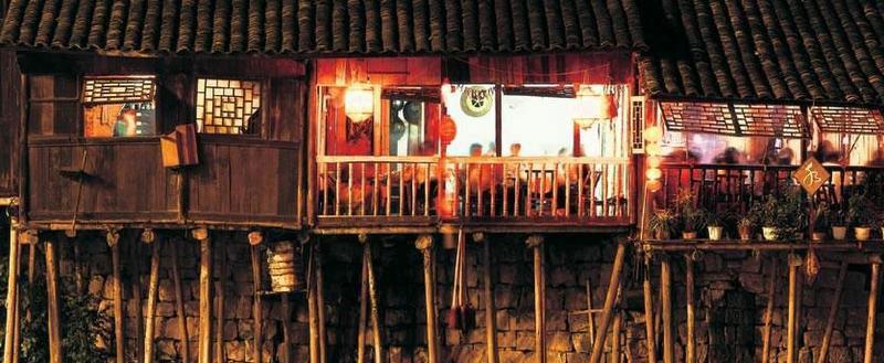Stilt house-Diaojiao house