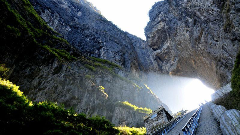 4 Days Zhangjiajie With MT.Tianmen
