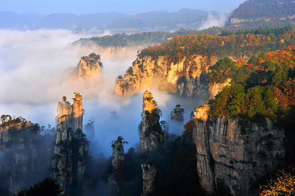 6 Days Zhangjiajie Highlights from Malaysia