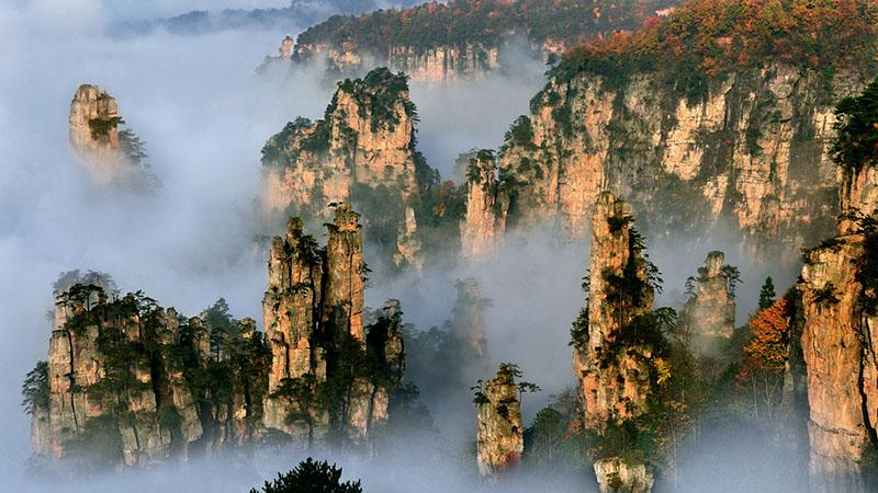 3 Days Zhangjiajie Classic Tour