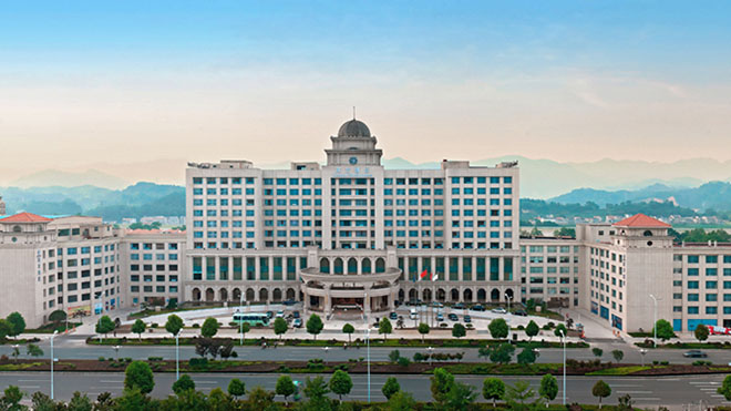 Hotels in Zhangjiajie City