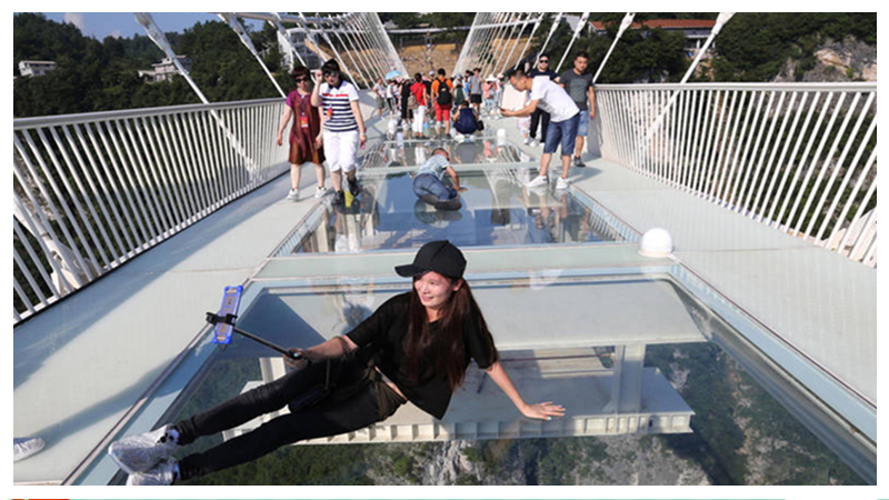 Zhangjiajie Glass Bridge Ticket