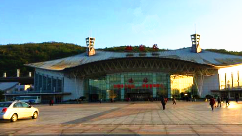 Zhangjiajie Train Tickets Booking
