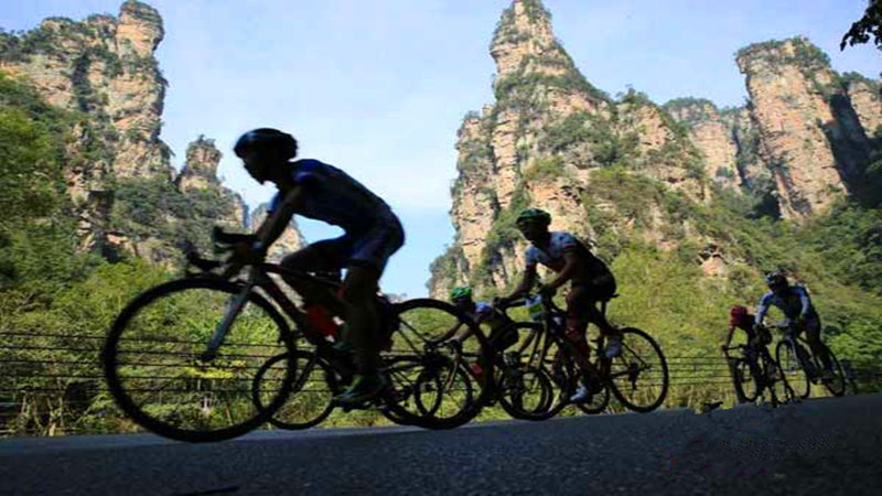 6 Days Zhangjiajie Biking Tour