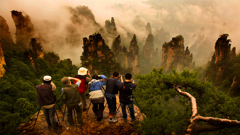 5 Days Zhangjiajie Photography Tour