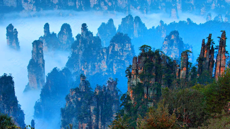 5 Days Zhangjiajie Muslim Holiday