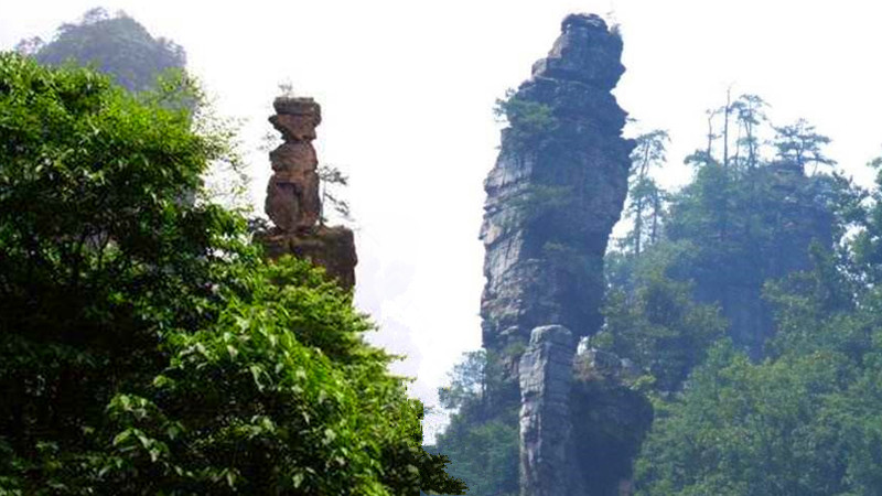 4 Days Zhangjiajie Honeymoon Tour