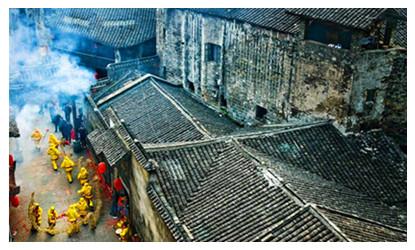 Hongjiang Ancient Town