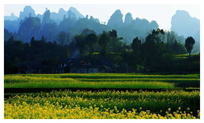 Best time to travel in Hunan