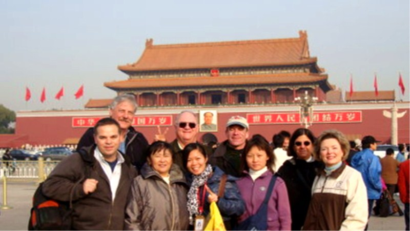 7 Days Beijing Xian Shanghai Tour