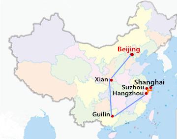 12 Days Charmful China Tour
