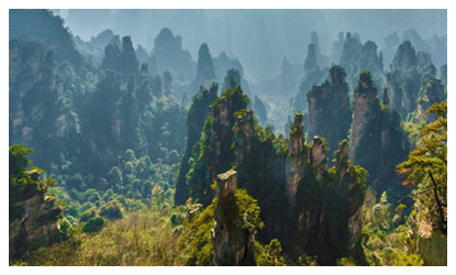 Christmas Day Zhangjiajie Tour 2020