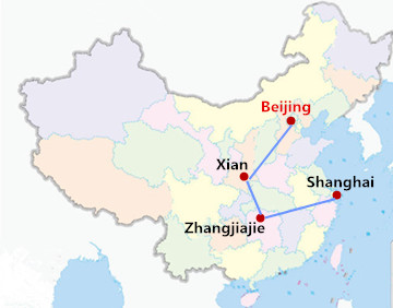 10 Days  China Best Tour