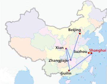 14 Days Classic China Tour