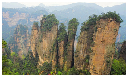 New Year's Day Zhangjiajie Tour 2020