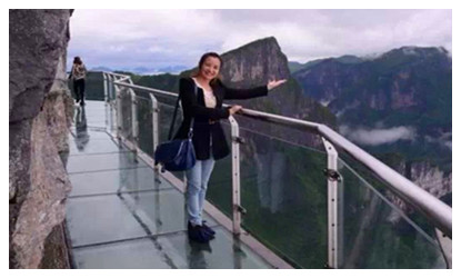 1 Day Tianmen Mt & Glass Bridge