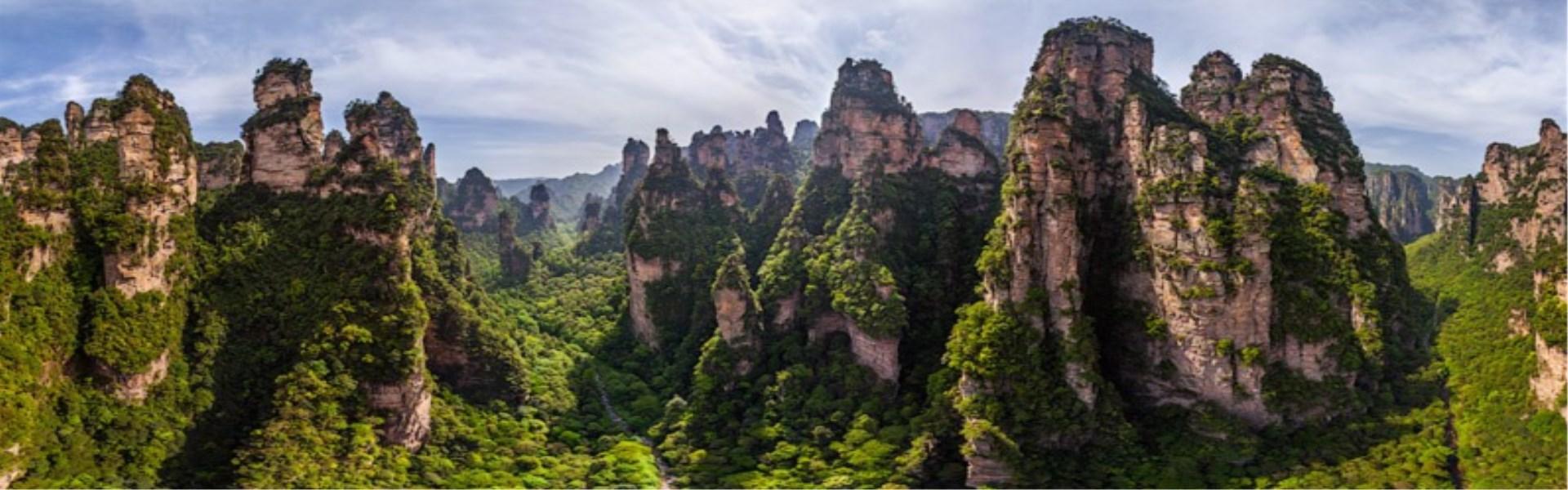 6 Days Changsha Fenghuang Zhangjiajie