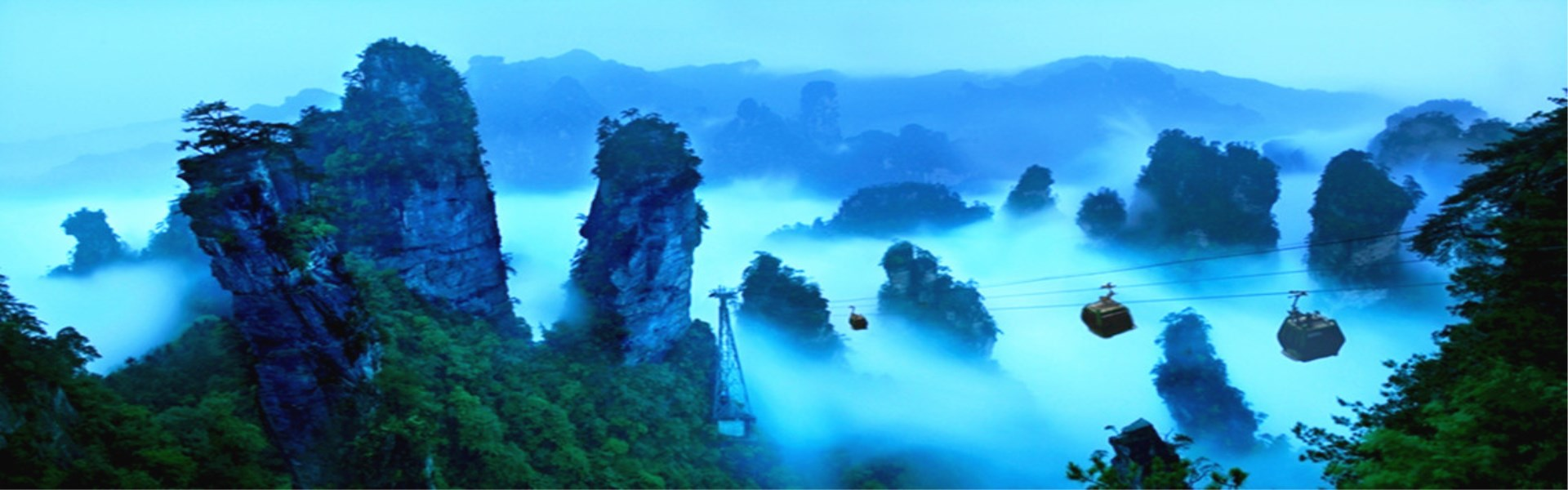 8 Days Hunan Highlights Tour
