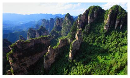 Yangjiajie Scenic Spot