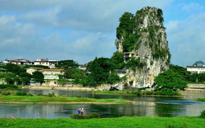Guilin Wave-Subduing Hill