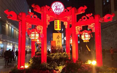 Chengdu Shopping