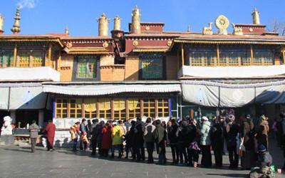 Lhasa Zaki Temple