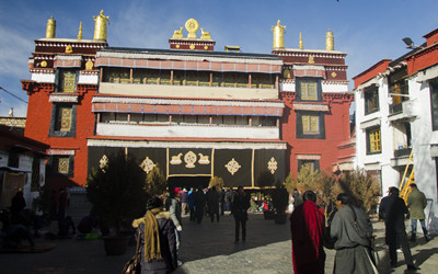 Lhasa Ramoche Monastery