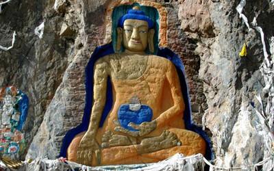 Tibet Nietang Buddha