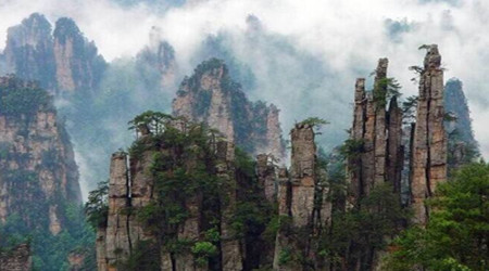New Year's Day Zhangjiajie Tour 2019