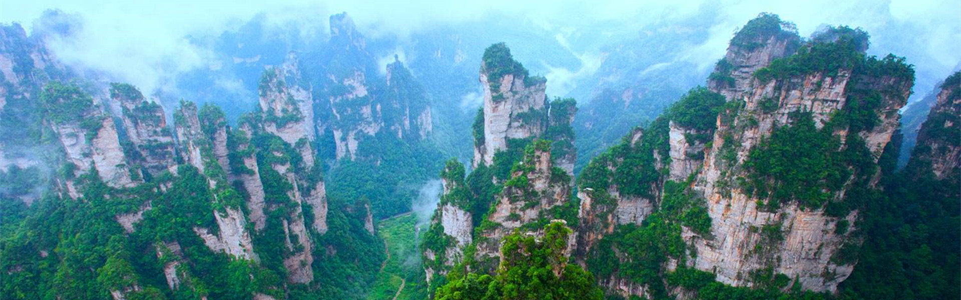 Zhangjiajie Tour By Cities