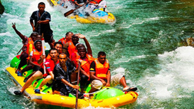 1 Day Mengdong River Rafting Tour