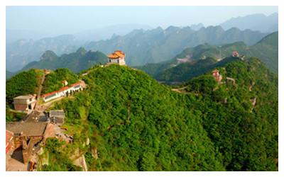 Zhangjiajie 48-Stockade Scenic Area