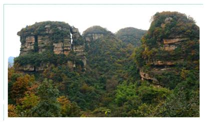 Zhaobaowan Scenic Spot