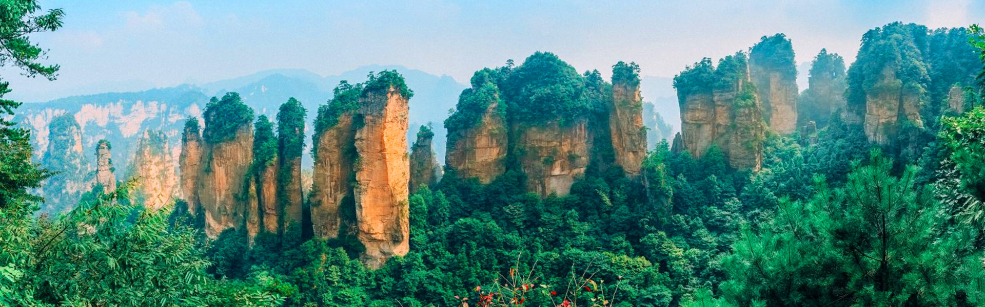 5 Days Changsha Zhangjiajie Tour