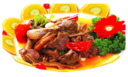 Famous Delishes and food in Huaihua