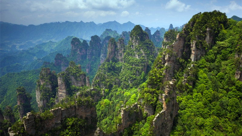 3 Days Small Group Zhangjiajie Avatar Dreamlike Tour