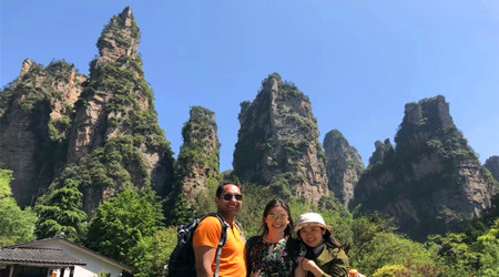 7 Days Zhangjiajie Fenghuang Changsha Tours from India