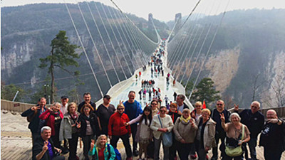 6 Days Zhangjiajie Highlights from Malaysia