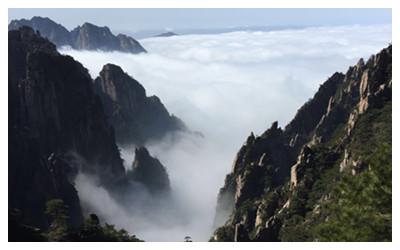 Xihai Great Canyon,Huangshan