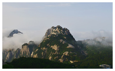 Jade Screen, Yuping Scenic Spot