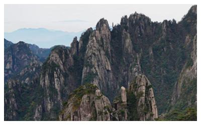Huangshan North Sea Scenic Spot