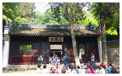 5 Days Wuhan Wudangshan Xiangyang Tour