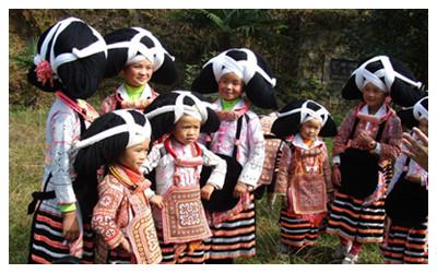 Miao Villages in Guizhou