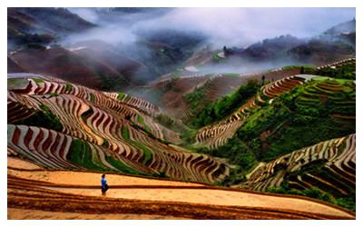 When to visit Longji Terraces?