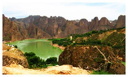 Liujiaxia Gorge