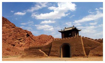 Dunhuang Ancient City