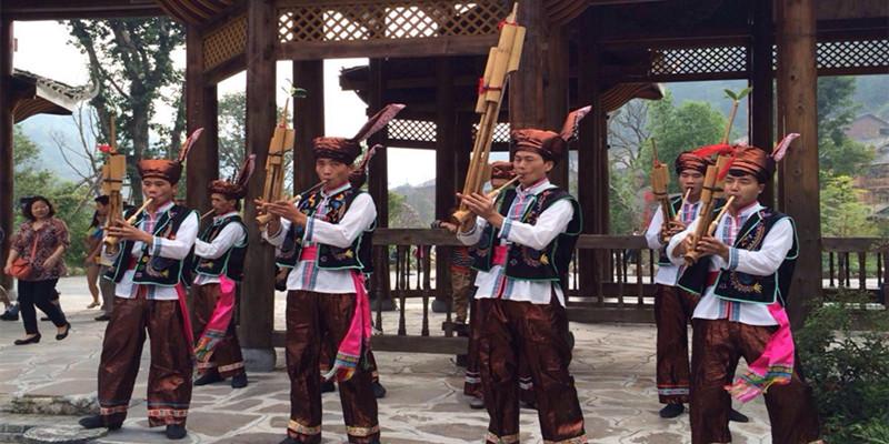 6 Days Kaili Zhaoxing Jiabang Huangguoshu Getu Tour