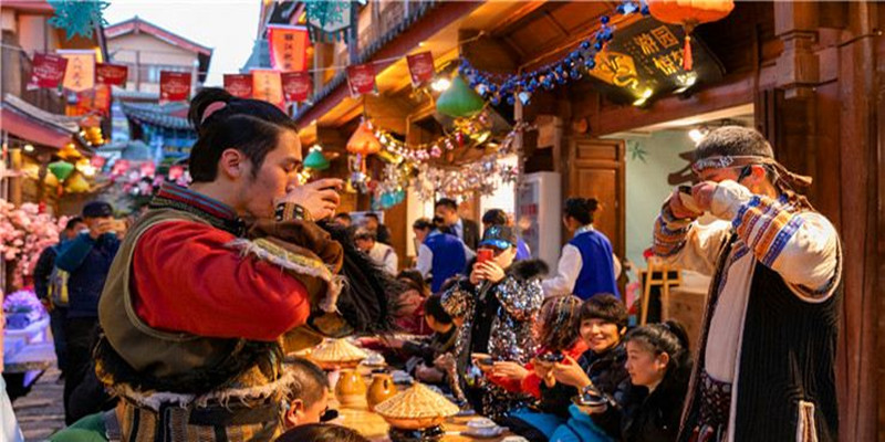6 Days Kunming Dali Lijiang Tour