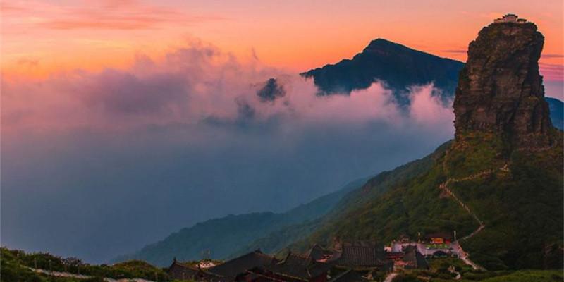 6 Days Fanjingshan Fenghuang Zhangjiajie Tour